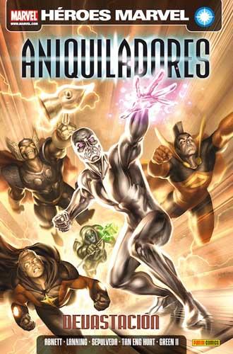 [CATALOGO] Catálogo Panini / Marvel Devast10