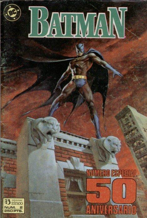[Zinco] DC Comics E211