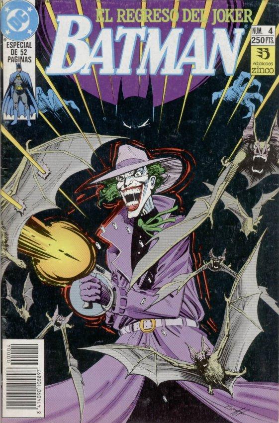 [Zinco] DC Comics E410