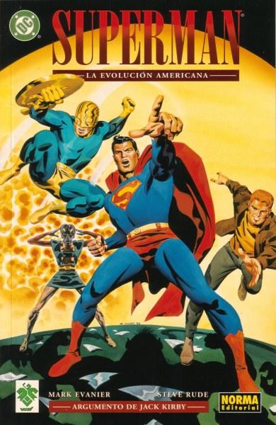 [NORMA] DC Comics Evoluc10
