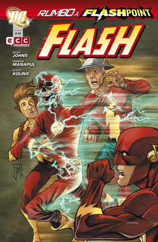 [ECC Sudamerica] DC Comics Flash_11