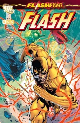 [ECC Sudamerica] DC Comics Flash_12