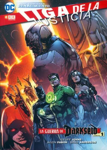 [ECC Argentina] DC Comics Gd110