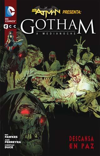 [ECC] UNIVERSO DC - Página 11 Gotham25