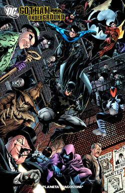 [CATALOGO] Catálogo Planeta DeAgostini / DC Gotham26