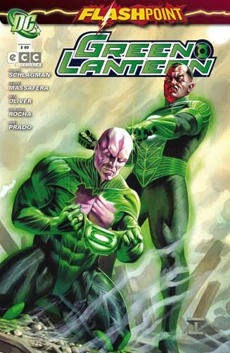 [ECC Sudamerica] DC Comics Green_10