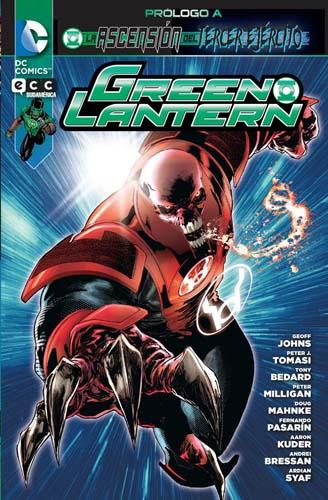 [ECC Sudamerica] DC Comics Green_22
