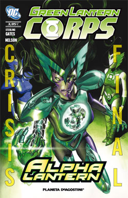 [Planeta DeAgostini] DC Comics - Página 3 Green_24