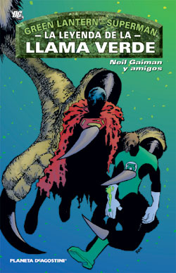 [Planeta DeAgostini] DC Comics - Página 4 Green_25
