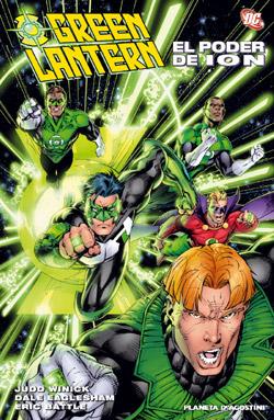 [Planeta DeAgostini] DC Comics - Página 4 Green_29