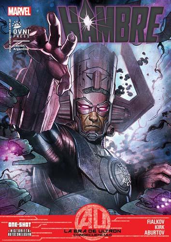 [OVNI Press] Marvel Comics y otras - Página 2 Hambre10