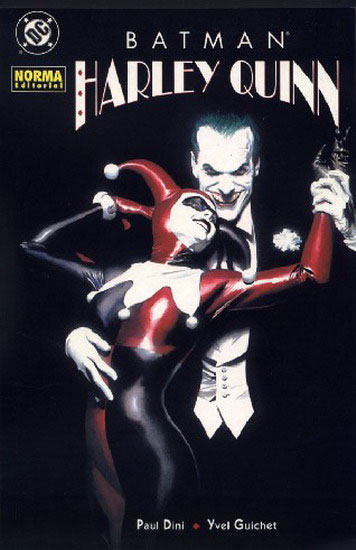 [NORMA] DC Comics Harley12
