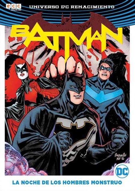[ECC Argentina] DC Comics Hombre13