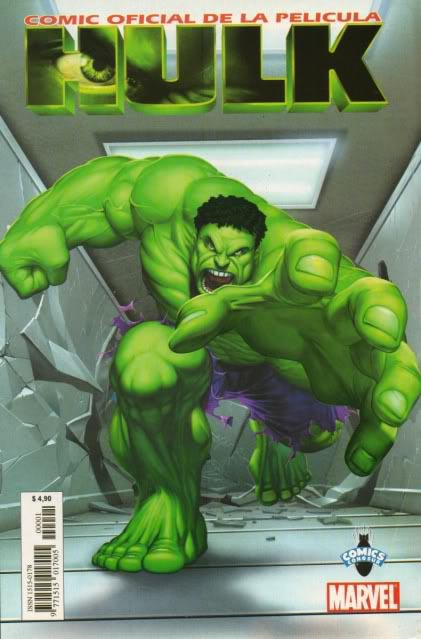 [CONOSUR / PANINI Argentina] Marvel Comics Hulk10