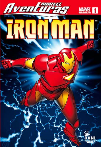 [OVNI Press] Marvel Comics y otras Iron_m11