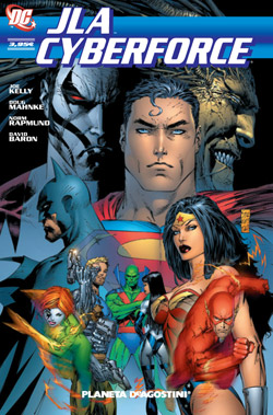 [Planeta DeAgostini] DC Comics - Página 6 Jla-cy10
