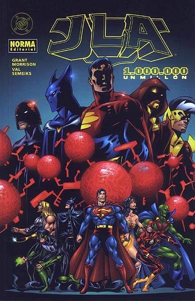 [NORMA] DC Comics - Página 7 Jla_0211