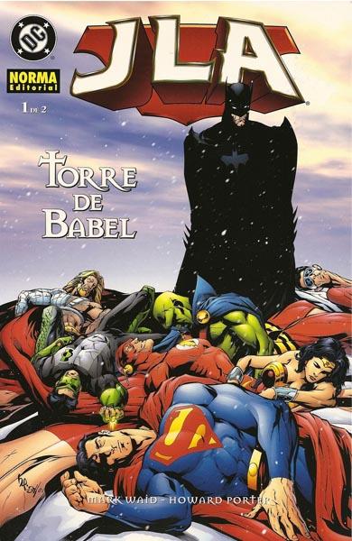 [NORMA] DC Comics Jla_0410