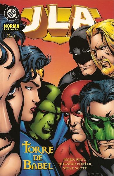 [NORMA] DC Comics Jla_0411