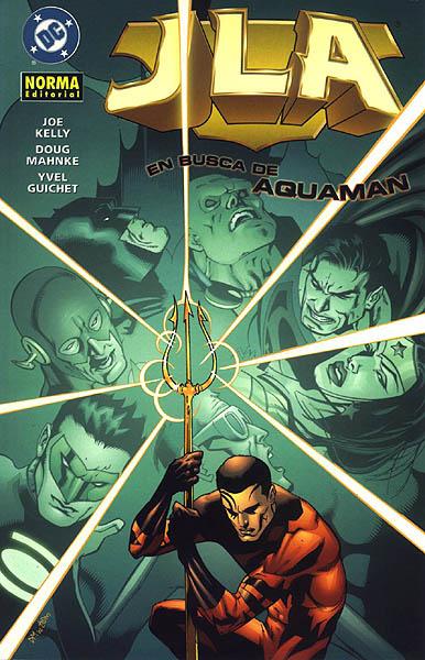 [NORMA] DC Comics Jla_0611