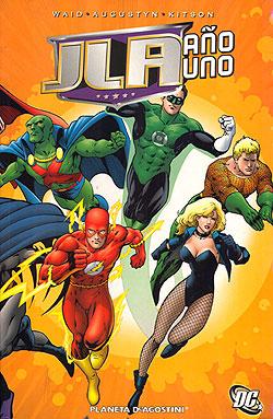 [Planeta DeAgostini] DC Comics - Página 6 Jla_ay10