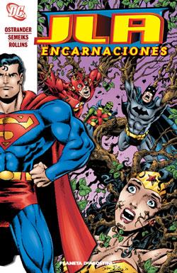 [Planeta DeAgostini] DC Comics - Página 6 Jla_en10