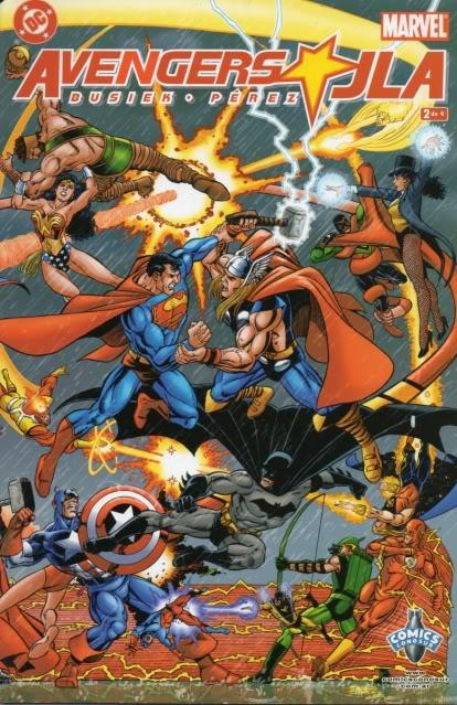 [CONOSUR / PANINI Argentina] Marvel Comics Jlaave11