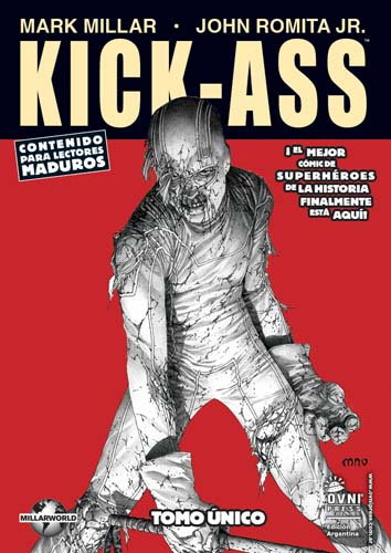[OVNI Press] Marvel Comics y otras Kick-a10