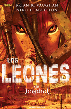 [Planeta DeAgostini] DC Comics - Página 11 Leones11
