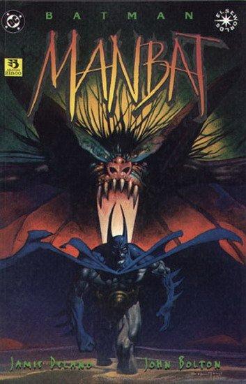 [Zinco] DC Comics - Página 2 Manbat10