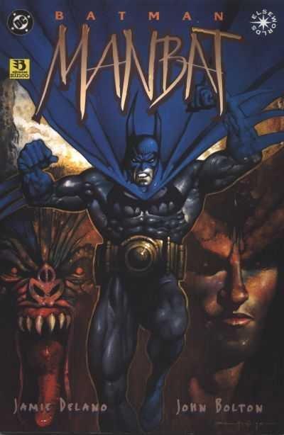 [Zinco] DC Comics - Página 2 Manbat11