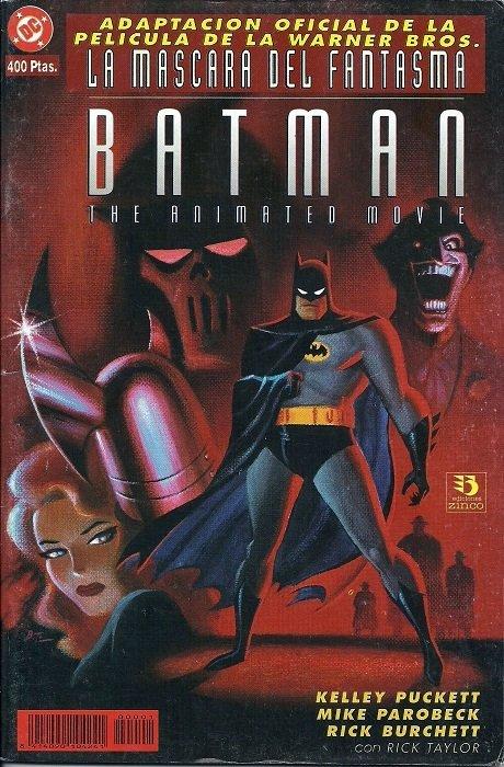 [Zinco] DC Comics - Página 3 Mascar10