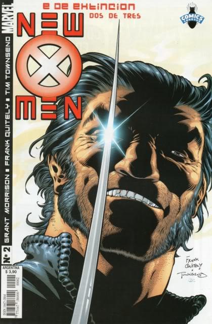 [CONOSUR / PANINI Argentina] Marvel Comics New0210