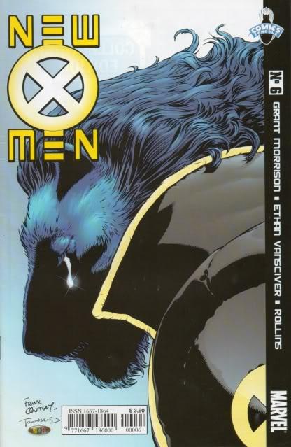 [CONOSUR / PANINI Argentina] Marvel Comics New0610