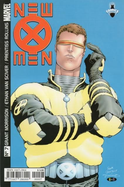 [CONOSUR / PANINI Argentina] Marvel Comics New0710