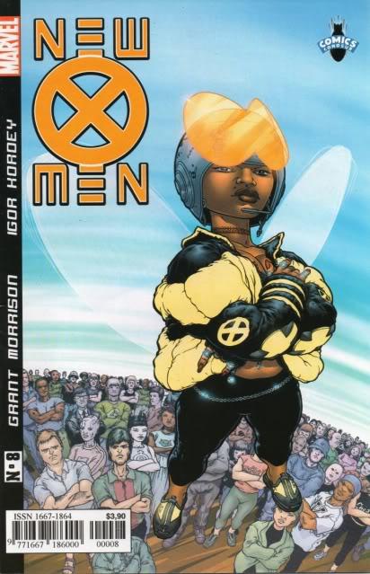 [CONOSUR / PANINI Argentina] Marvel Comics New0810