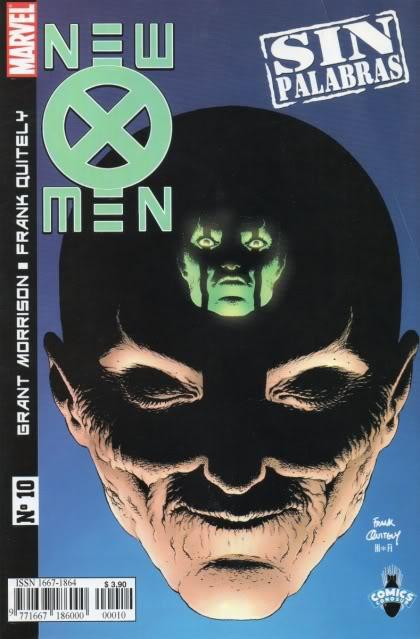 [CONOSUR / PANINI Argentina] Marvel Comics New1010