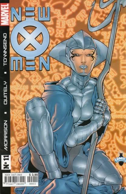 [CONOSUR / PANINI Argentina] Marvel Comics New1110