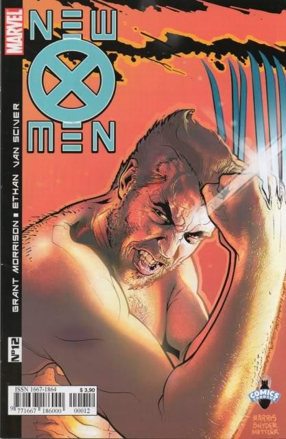 [CONOSUR / PANINI Argentina] Marvel Comics New1210