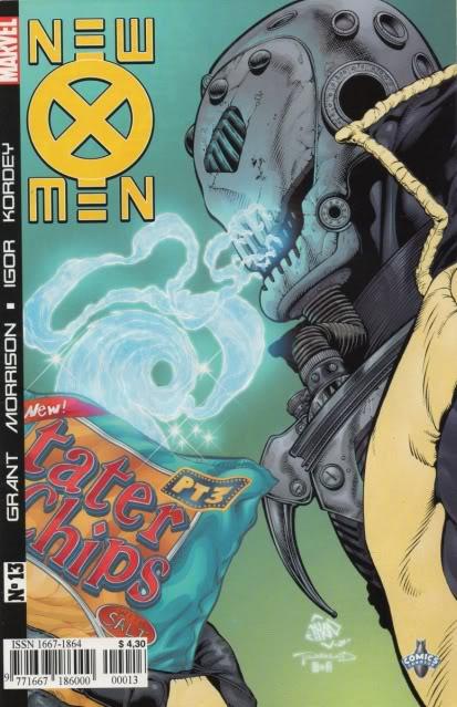 [CONOSUR / PANINI Argentina] Marvel Comics New1310