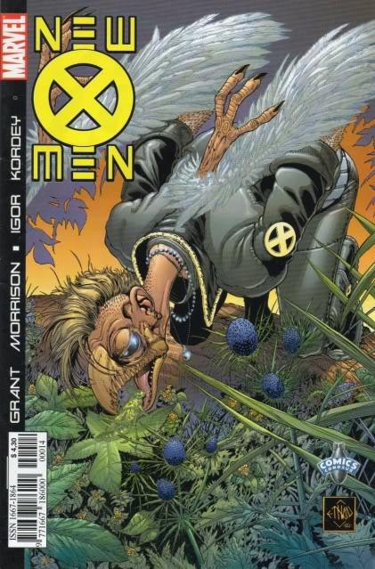[CONOSUR / PANINI Argentina] Marvel Comics New1410