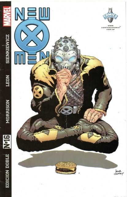 [CONOSUR / PANINI Argentina] Marvel Comics New1610