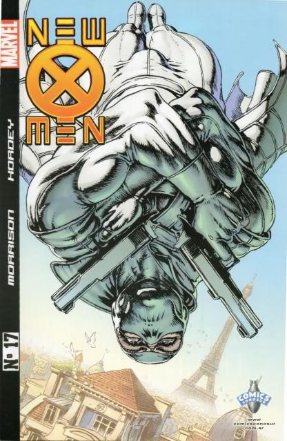 [CONOSUR / PANINI Argentina] Marvel Comics New1710