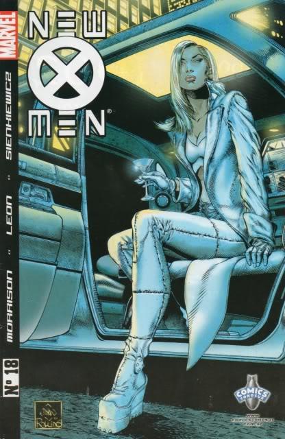 [CONOSUR / PANINI Argentina] Marvel Comics New1810