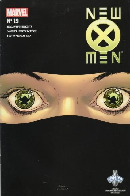 [CONOSUR / PANINI Argentina] Marvel Comics New1910