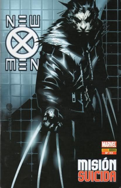 [CONOSUR / PANINI Argentina] Marvel Comics New2210