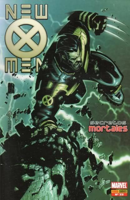 [CONOSUR / PANINI Argentina] Marvel Comics New2310