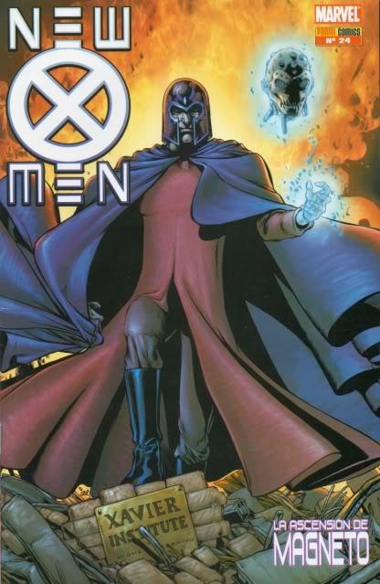 [CONOSUR / PANINI Argentina] Marvel Comics New2410