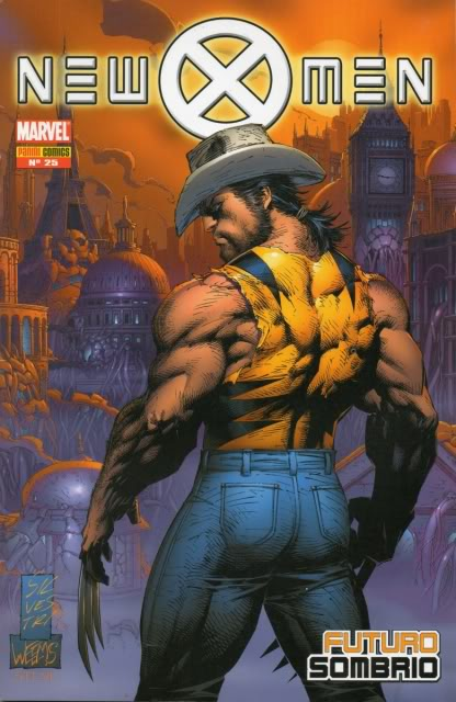 [CONOSUR / PANINI Argentina] Marvel Comics New2510