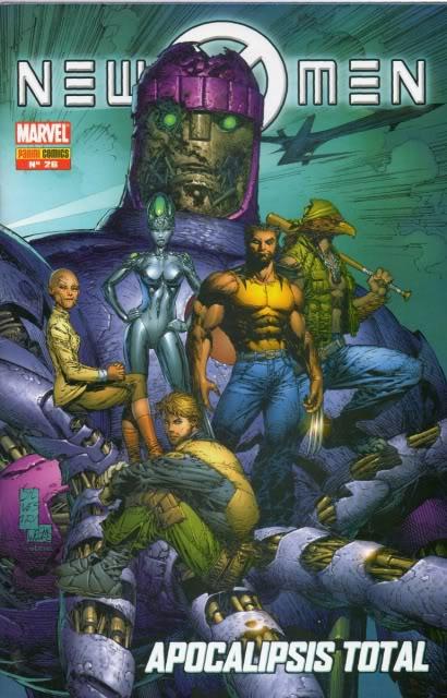 [CONOSUR / PANINI Argentina] Marvel Comics New2610